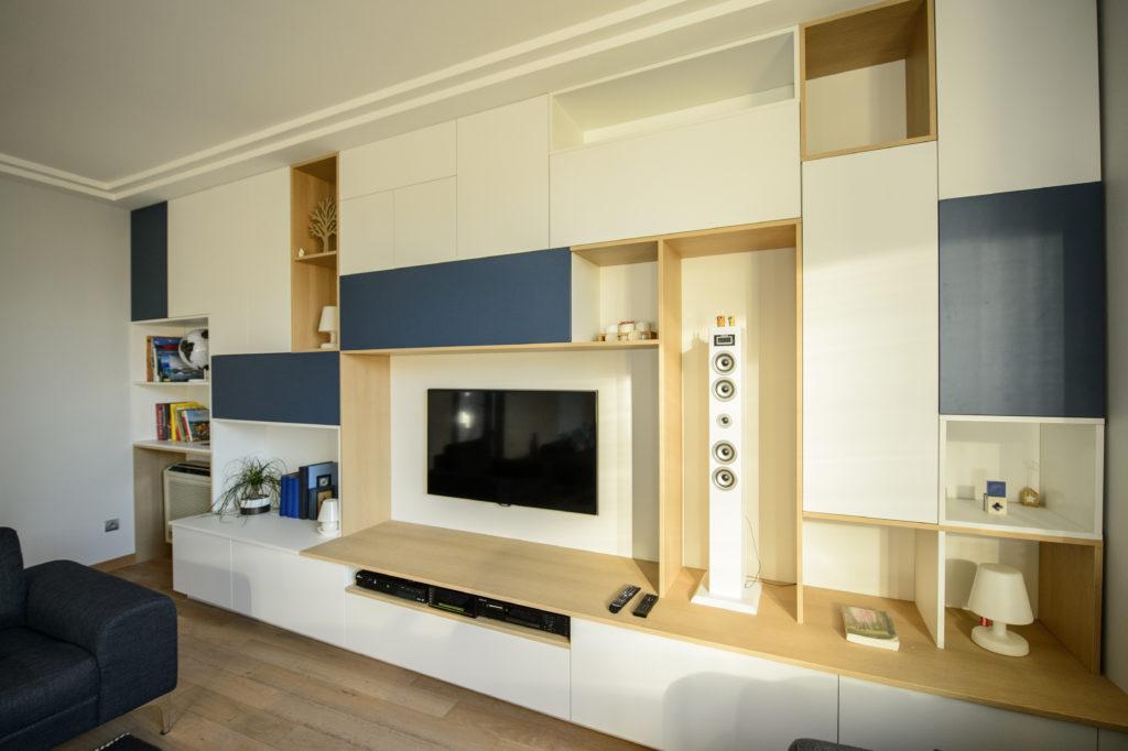 installation équipement son et télévision maison