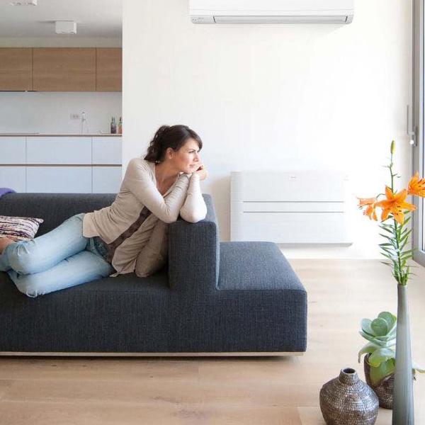 maison avec climatisation