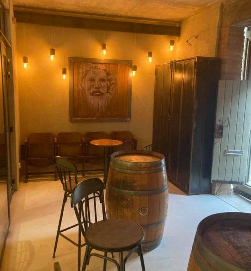 rénovation cave de vin Balma