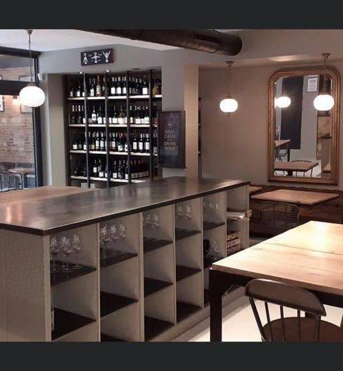 décoration magasin de vin Balma