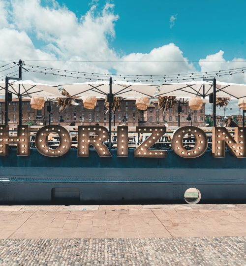 péniche restaurant Horizon Toulouse