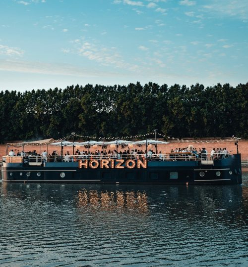rénovation péniche Horizon Toulouse