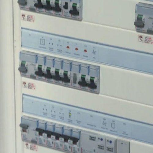 tableau compteur électrique